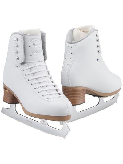 DR New SK28 Soft Boot Girls ice Figure Skates Size 3 sz Girls Ladies Womens